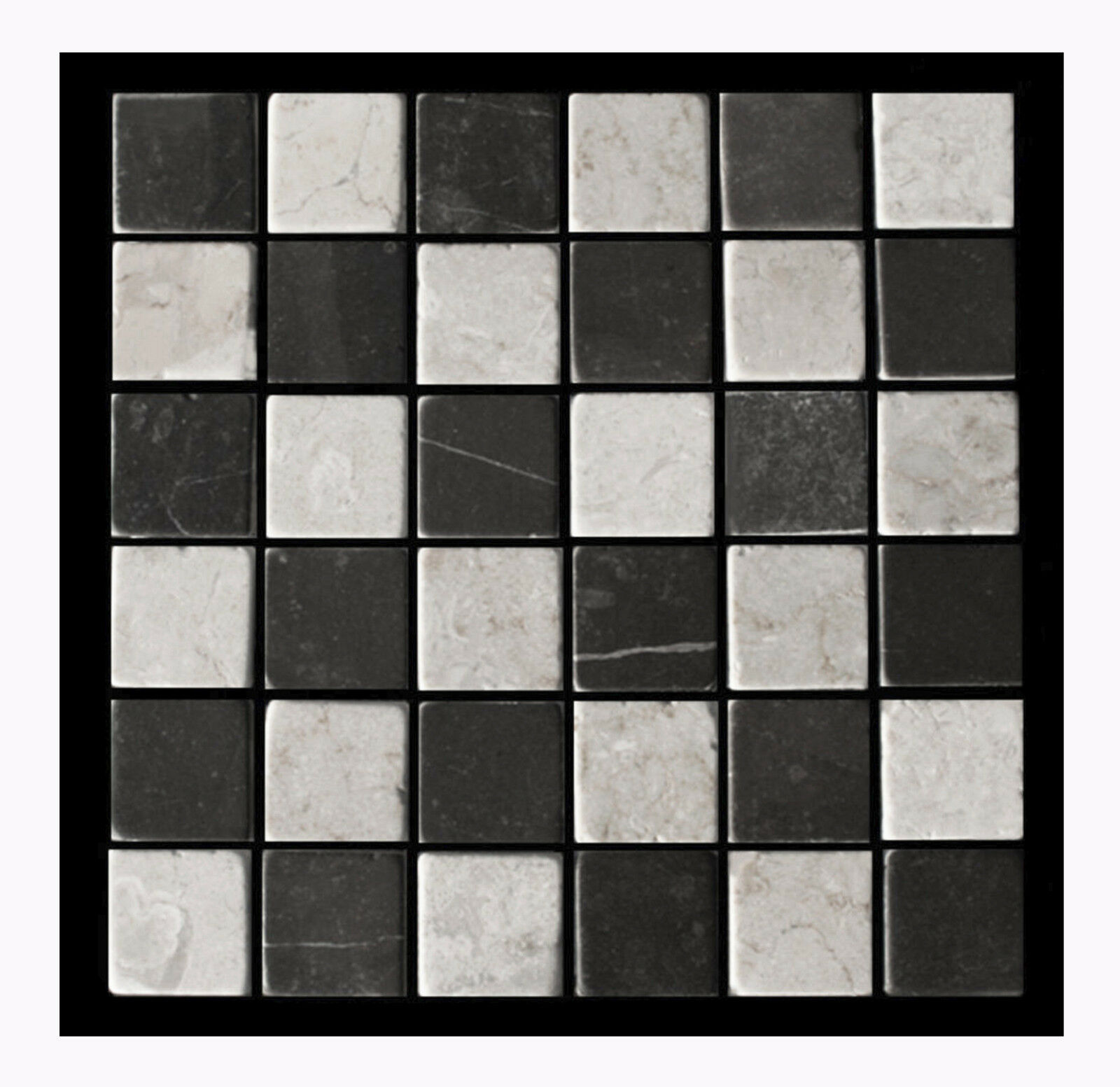 1 qm Marmor PA-806 - Mosaik Fliesen Lager Steinmosaik Herne NRW - Wand-Design