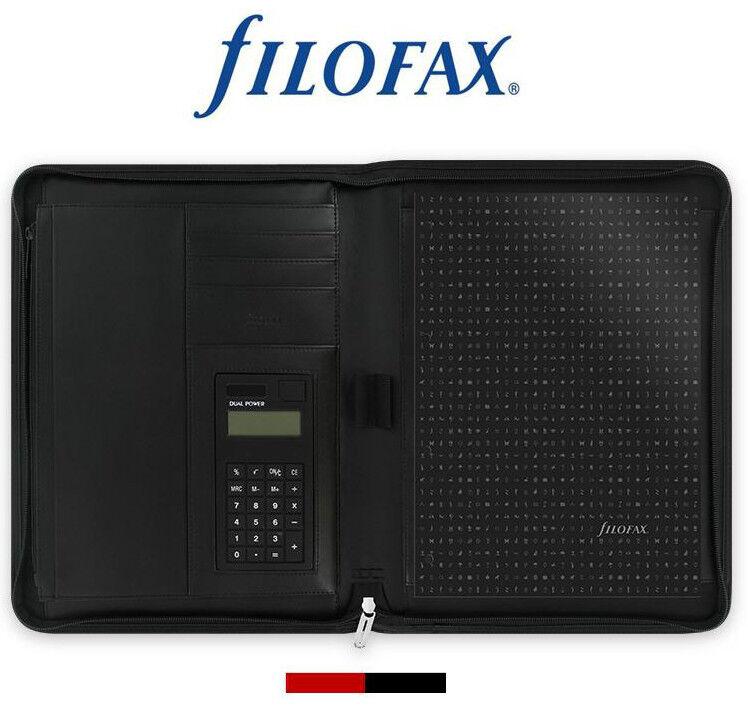 Filofax Metropol A4 Zipped Folder with CALCULATOR, Aktenmappe mit Reißverschluß | Sale Online Shop  | Ich kann es nicht ablegen  | Spielen Sie auf der ganzen Welt und verhindern Sie, dass Ihre Kinder einsam sind