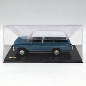 ALTAYA-Chevrolet-Veraneio-S-Luxe-1971-Diecast-modelos-de-Juguete-Coleccion-IXO-1-43