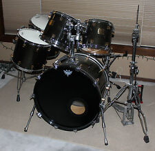 5 Yamaha Maple Custom Drums No Hardware No Snare Drum No Pedals FREE SHIPPING