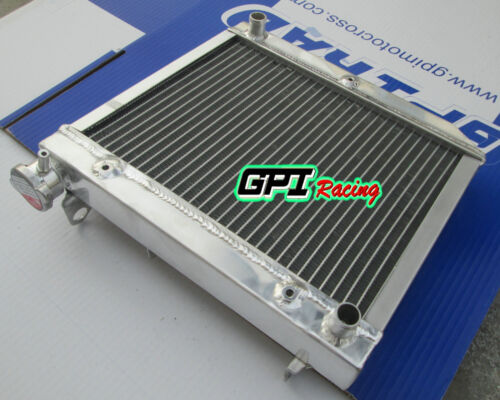 aluminum radiator FOR Honda ATV TRX450R TRX 450 2004-2009 2005 2006 2007 2008