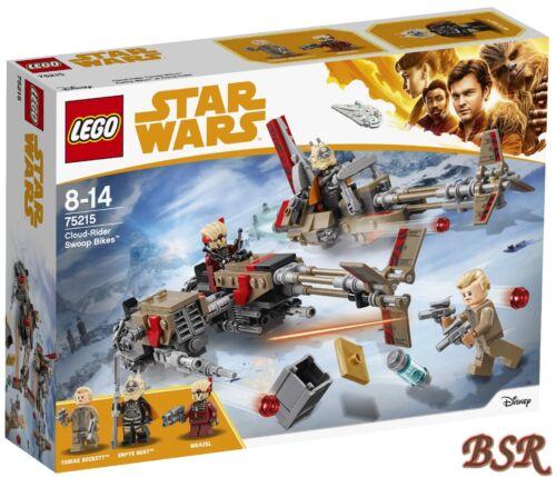 LEGO® Star Wars™ LEGO Baukästen & Sets 75215 Cloud-Rider Swoop Bikes™ & 0.-€ Versand & NEU & OVP !