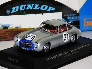 Reiss LM1952 Ixo 1//43 Mercedes-Benz 300SL #21 Gewinner Le Mans 1952 H.Lang /& F