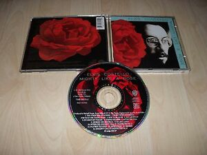 Elvis-Costello-Mighty-Like-a-Rose-1991-GERMAN-PRESSED-CD-ALBUM-NEAR-MINT-CON