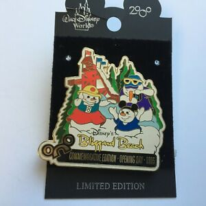 WDW-September-2000-Pin-of-the-Month-Blizzard-Beach-Disney-Pin-2425