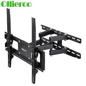 ollieroo full motion tv wall mount vesa bracket 32 46 50. Black Bedroom Furniture Sets. Home Design Ideas