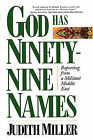 God Has Ninety-Nine Names by Jud Miller (Paperback, 1997)