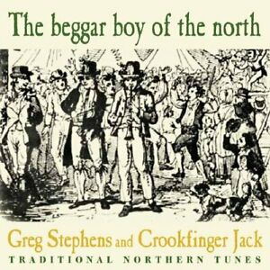 Greg-Stephens-The-Beggar-Boy-of-the-North-CD-2006-NEW-Amazing-Value