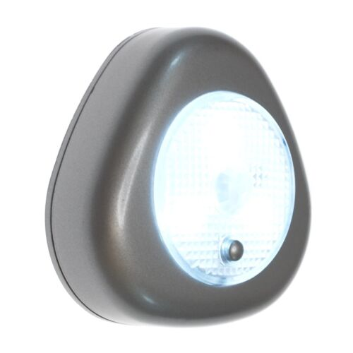 LED Light-Motion Detector-Battery Powered ldeal for small sheds /& cupboards