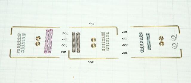 Edelbrock Carburetor Jets Rods Springs Kit 600 CFM 1406 Tuning Calibration  W1487