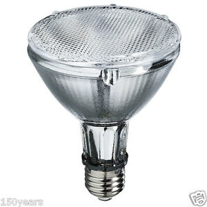 1-x-35w-PHILIPS-CDM-R-PAR30-830-METAL-HALIDE-LIGHT-BULB-10-degree