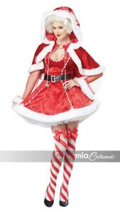 image is loading california costumes sexy mrs claus adult womens xmas