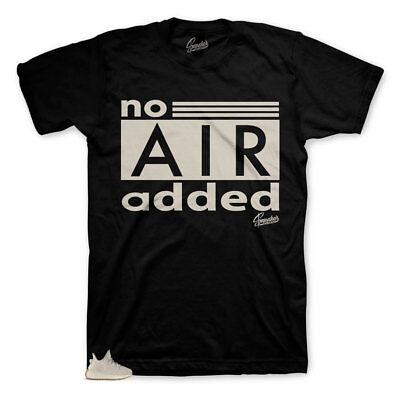 Shirt Match Yeezy 350 Sesame - No Air