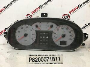 Renault-Scenic-MK1-1999-2003-Instrument-Panel-Dials-Clocks-Cluster-120K