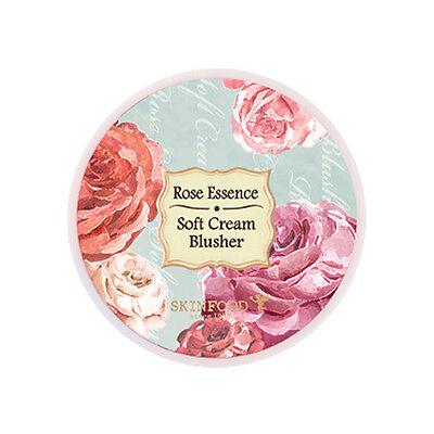 [SKINFOOD] Rose Essence Soft Cream Blusher - 3.5g