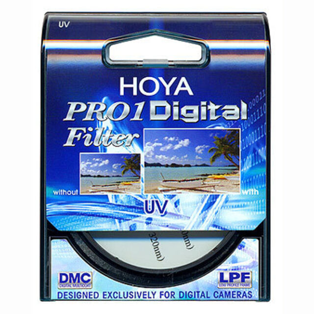 62mm HOYA Pro 1 Digital UV Camera Lens Filter Pro1 D Pro1D UV(O) DMC LPF Japan