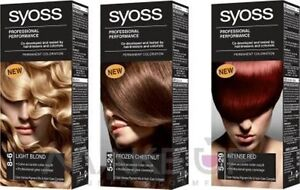 image is loading syoss color hair dye permanent coloration new germany - Syoss Coloration