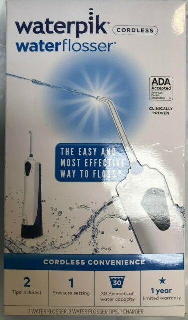 Waterpik Water flosser Cordless Dental Water Jet WP-360W