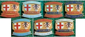 England-v-Croatia-2008-Euro-Qualifier-Wembley-21-November-2007-Pin-Badge
