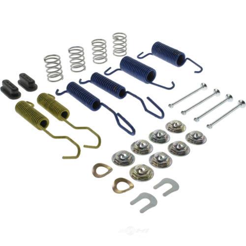 Drum Brake Hardware Kit Front,Rear Centric 118.61008