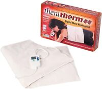 Chattanooga Theratherm Digital Moist Heating Pad Blanket All Sizes