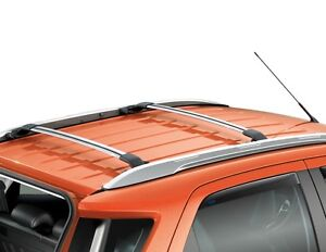 Original-Ford-EcoSport-mit-Dachreling-Basistraeger-Dachtraeger-1876580-NEU