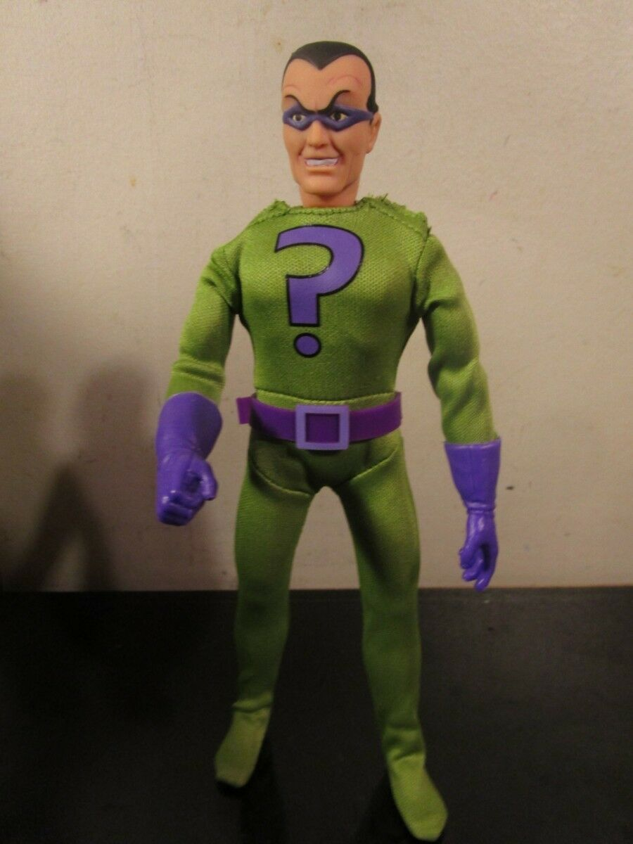 Dc comics, 8 - zoll - actionfigur retro - riddler nur 100