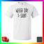 Peser Jour T-Shirt T-shirt Tee Unisexe Mignon Slimming Diet Gym groupe Yoga poids