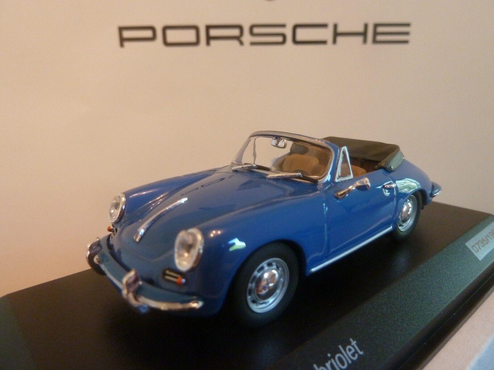 PORSCHE 356 Legends of 1963 Limited edition