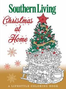 image is loading southern living christmas at home a lifestyle coloring - Southern Living Christmas