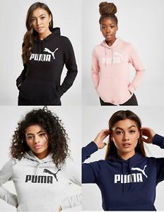 New-Puma-Women-s-Core-Overhead-Hoodie