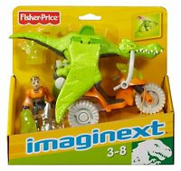 NEW Fisher- Imaginext Pirate Whale Baby Toy