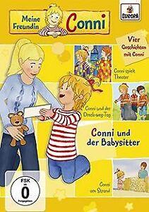 Meine-Freundin-Conni-13-Conni-und-der-Babysitter-DVD-etat-acceptable