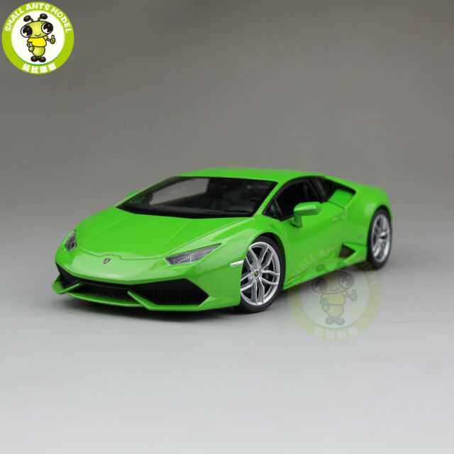 BU11038SI Burago Lamborghini Huracan LP 610-4 Silver 1:18