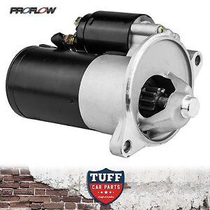 Ford cleveland v8 302 351 proflow hi torque starter for Hi torque starter motor