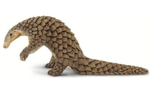Safari Ltd 100268 Pangolin 17 cm Série Animaux Sauvages Nouveauté 2019