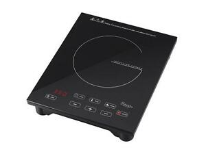 Portable 1800W Induction Cooker Electric Cooktop Burner Countertop Home