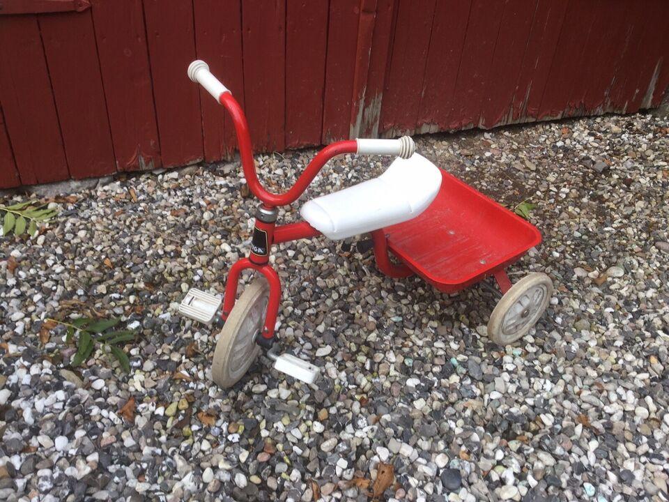 Unisex børnecykel, trehjulet, Stiga