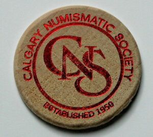 2018-CNS-Calgary-Numismatic-Society-coin-club-wooden-nickel-show-event
