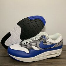 Nike Air Max More WhiteGame Royal (898013 101)