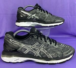 Details about ASICS GEL KAYANO 23 LITE SHOW Carbon Running Walking Shoe  40.5 women's 9