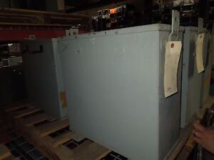 Reliance-10-9KVA-460x230-480Y-270V-3ph-Dry-Type-Transformer-Used-E-OK