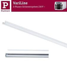 Paulmann VariLine Safety Cover Strip Schienenabdeckung 68cm transparent
