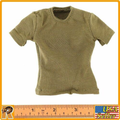 Damtoys Action Figures Green T Shirt 1//6 Scale Navy Marine PLA