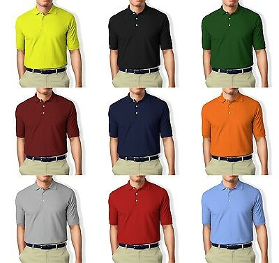Collar Polo T Shirt Polyester Unisex