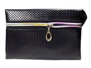 Clutch-Purse-Bag-Card-Coin-Mobile-Phone-Holder-Long-Wallet-Zipper-New-Womens