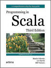 Programming in Scala by Lex Spoon, Bill Venners, Martin Odersky (Paperback, 2016)