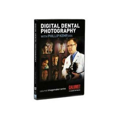 DIGITAL DENTAL PHOTOGRAPHY WITH PHILLIP KEMP DDS DVD CALUMET