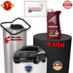 KIT FILTRO CAMBIO AUTOMATICO E OLIO LANCIA THEMA 3.0 V6 CRD 176KW 2014 ->  /1015