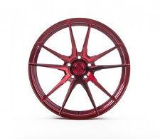 20x9/20x12 Rohana RF2 5x130 +45/42 Red Rims (set of 4)